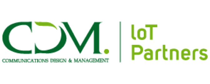 CDM | IoT Partners logo